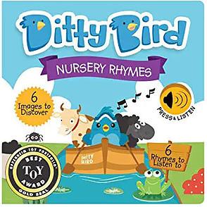 Bitty Bird Nursery Rhymes