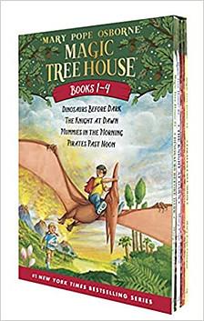 Magic Tree House Book