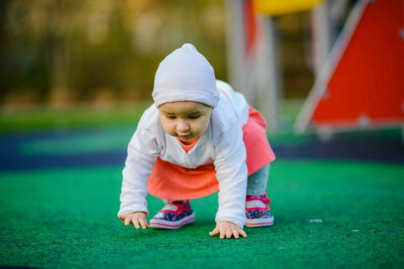 Your Baby's First Steps-when do your baby put their first steps?