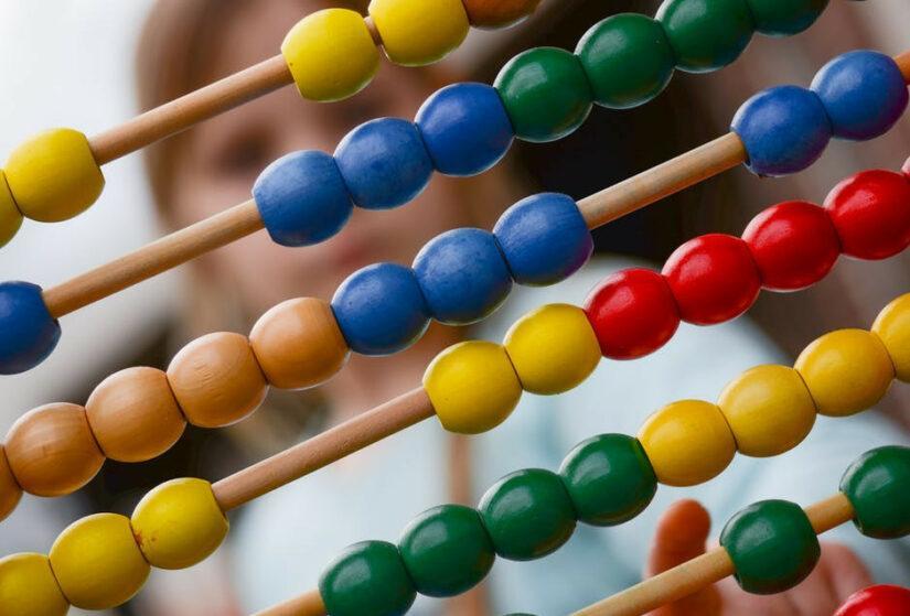 Math skills development