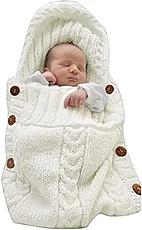 Baby wrap swaddle blanket