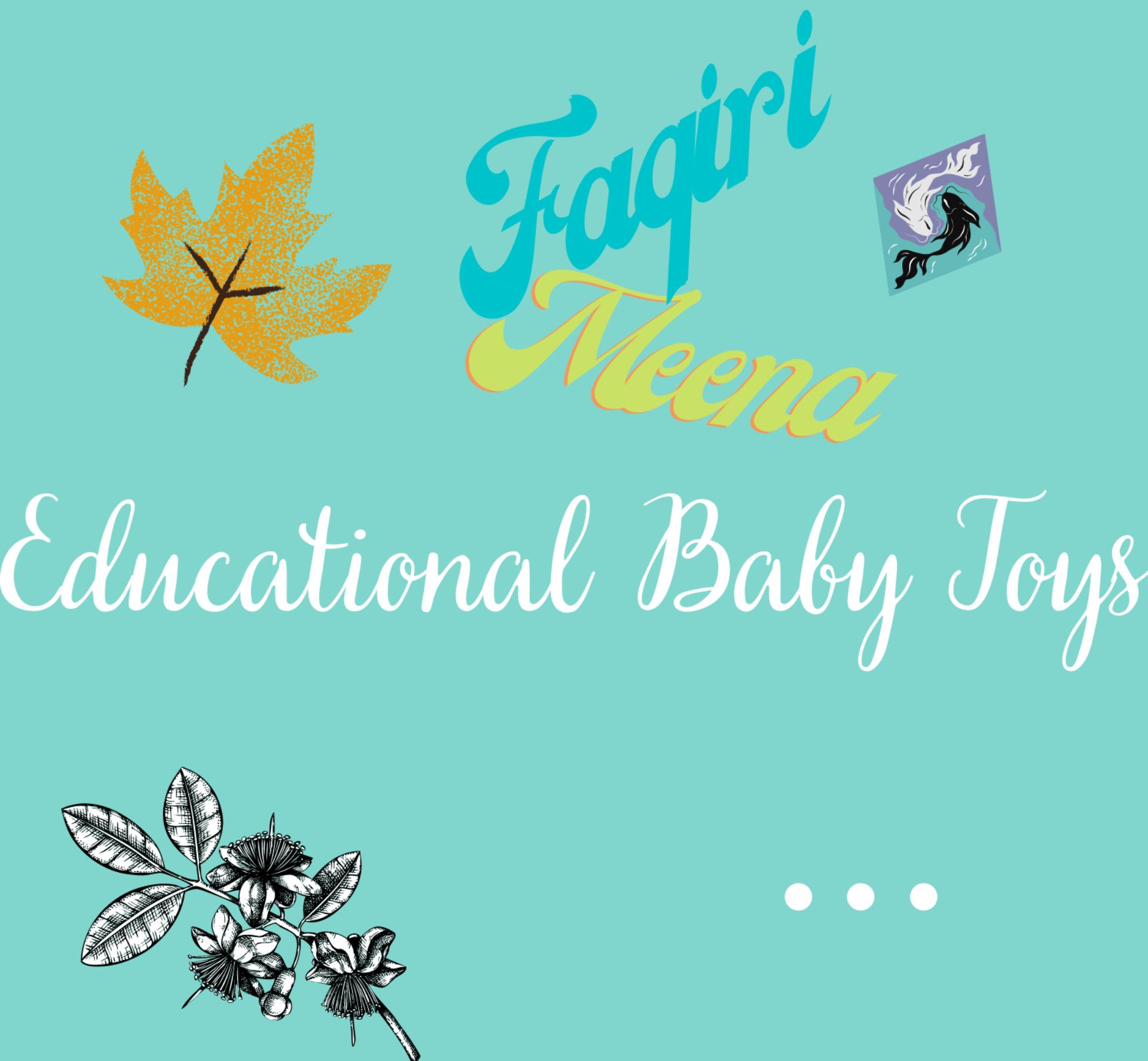 Educational Baby Toys 1st Logo