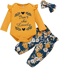 Infant Baby girl outfit