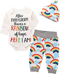 Romper outfit cloth set