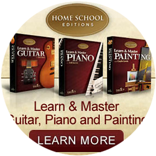 Learn & Master Guitar, Piano and Painting!