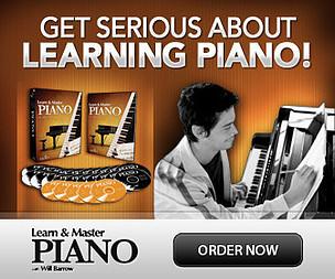 Learn & Master Piano!