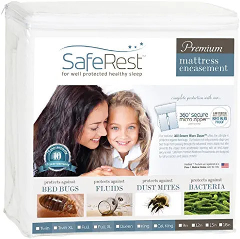 Hypoallergenic Bed Cover!