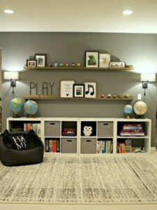 Organize your baby's room